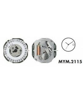 Movement Citizen-Miyota 2115-3H