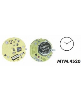 Movement Citizen-Miyota 4S20