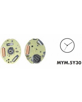 Movement Citizen-Miyota 5Y30