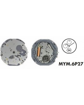 Movement Citizen-Miyota 6P27