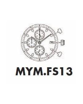 Movement Citizen-Miyota FS13