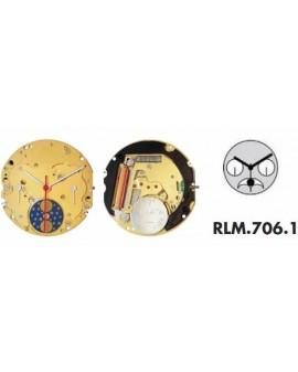 Movement HARLEY-RL 706-1