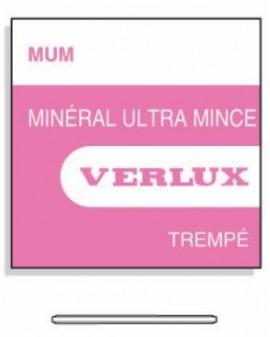 MINERAL GLASS 0,8mm MUMØ 124