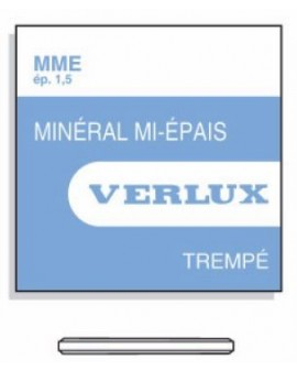 VERRE MINERAL 1,50mm MMEØ 184