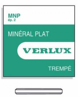VERRE MINERAL 2,00mm MNPØ 166