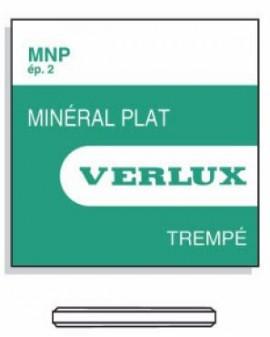 VERRE MINERAL 2,00mm MNPØ 165