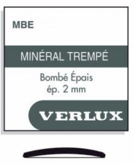 MINERAL GLASS BOMB 2,00mm MBEØ 244