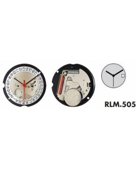 Movement RONDA 505, 10...