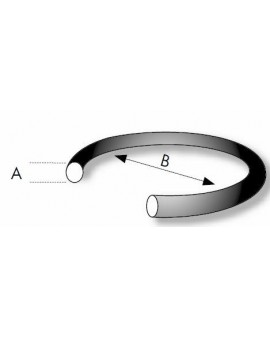 JOINT O'RING 0.80 X 25.20,...