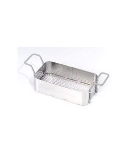 BASKET INSERTED IN STEEL WITH HANDLES ELMA S100H