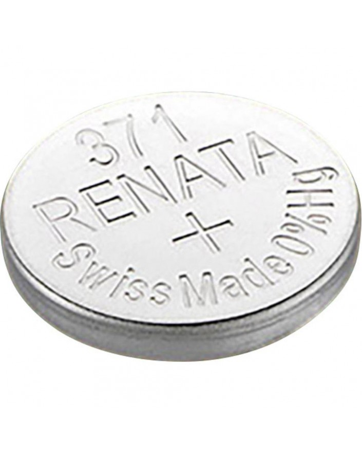 Battery Renata 371 - SR 920 SW