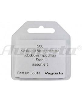 ASSEMBLY OF STEEL STEEL 500Pcs