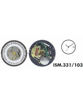 Movement ISA 331-103- 6H