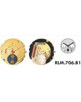 Mouvement HARLEY-RL 706-B1