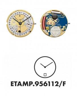 MOUVEMENT ETA 956112-D 6H...