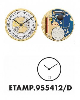Movement ETA 955411-D 6H 2...