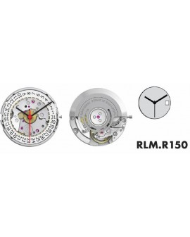MOUVEMENT RONDA R150 SWISS...