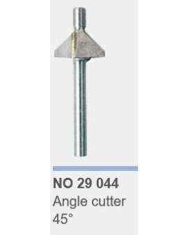 For wood and fibreboard: HSS wood router cutters