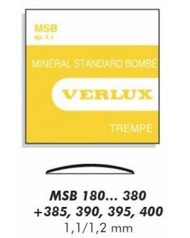 MINERAL GLASS BOMB 1,00mm MSBØ 430