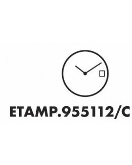 MOUVEMENT ETA 955111-C 3H 2...