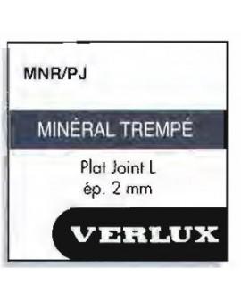 Verre minéral 2 mm avec joint L 176-165