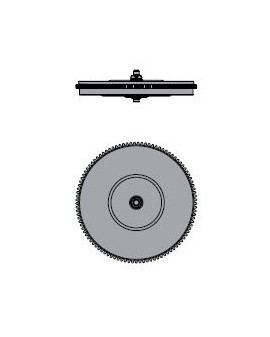 Springless barrel ETA 2892-2 182