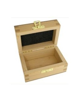 WOODEN BOX FOR POISING TOOL...
