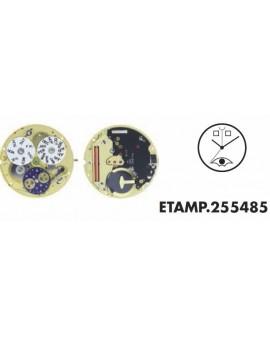Mouvement ETA 255485