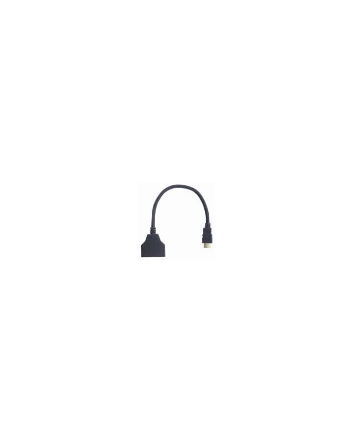 """Câble de liaison """"Y"""" HDMI pour brancher un deuxième"""