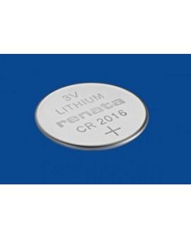 Pile Lithium 2016 RENATA 3V