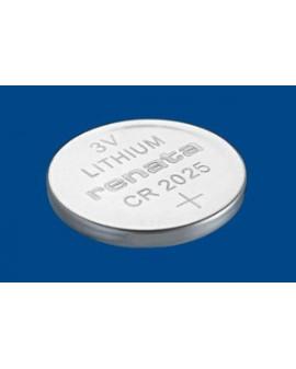 Pile Lithium 2025 RENATA 3V