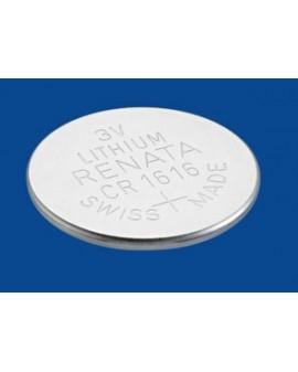 Pile lithium 1616 RENATA 3V